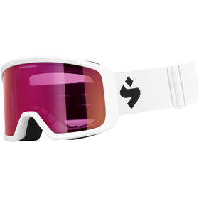 Sweet Protection Firewall RIG Reflect Gafas Hombre, blanco/rosa